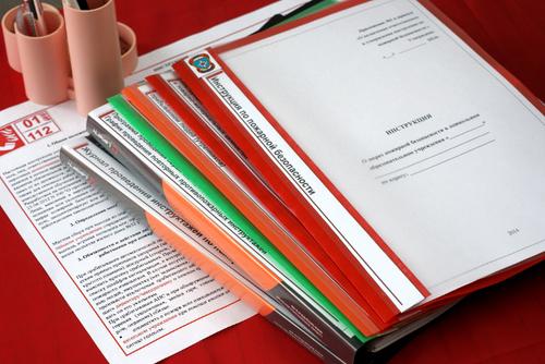 приказ о противопожарном режиме в организации образец 2015