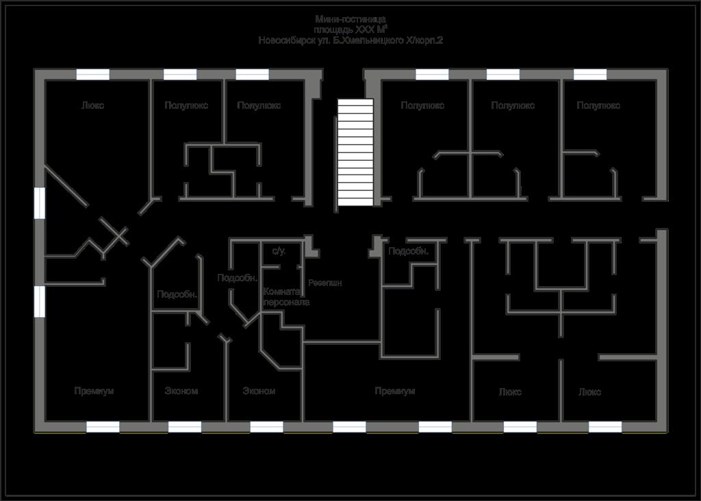 Планы объектов недвижимости