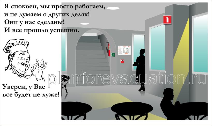инструкция по пожарной безопасности на пищеблоке больницы - фото 5