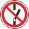 Пожарная безопасность: Не включать! На пультах управления и включения оборудования или механизмов, при ремонтных и пуско-наладочных работах