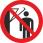 Запрещается подходить к элементам оборудования с маховыми движениями большой амплитуды На оборудовании и рабочих местах по обслуживанию оборудования с элементами, выполняющими маховые движения большой амплитуды