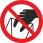 Запрещается брать руками. Сыпучая масса (Непрочная упаковка) На производственной таре, в складах и иных местах, где используют сыпучие материалы